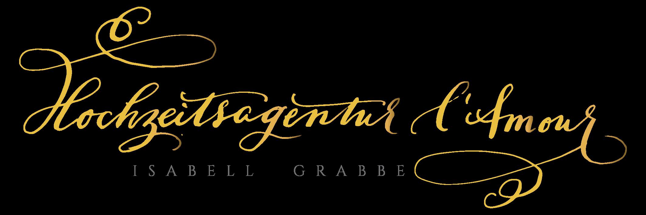 Hochzeit an der Nordsee & Portugal Logo Hochzeitsagentur Lamour